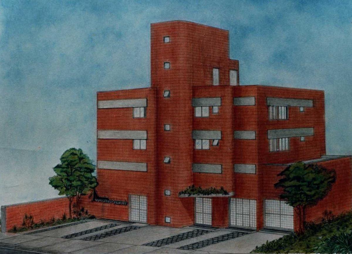 Croqui do atual escritório da Rewald Engenharia